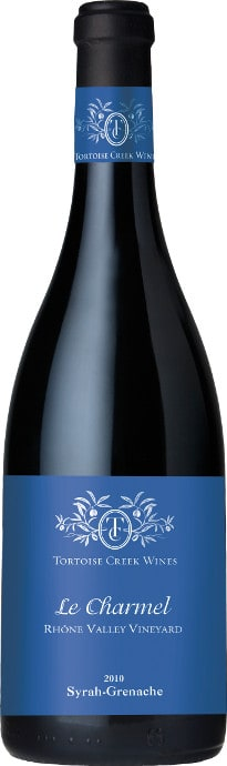 "Tortoise Creek Wines Syrah-Grenache ""Le Charmel"""