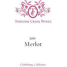 Tortoise Creek Wines Merlot