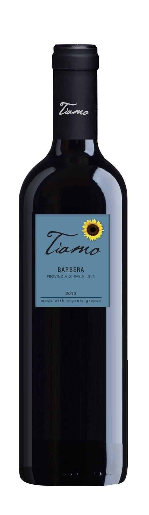 Organic Barbera - Tiamo Wines