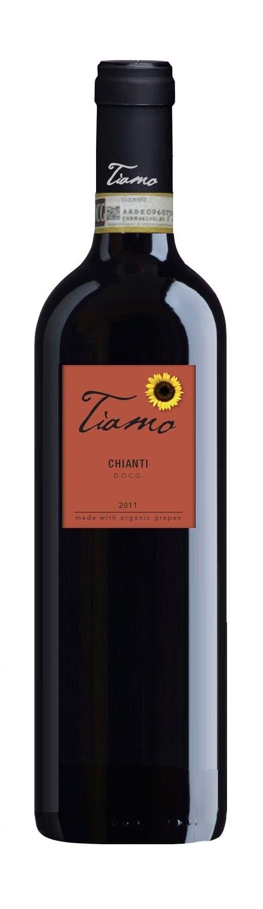 Organic Chianti DOCG – Tiamo Wines