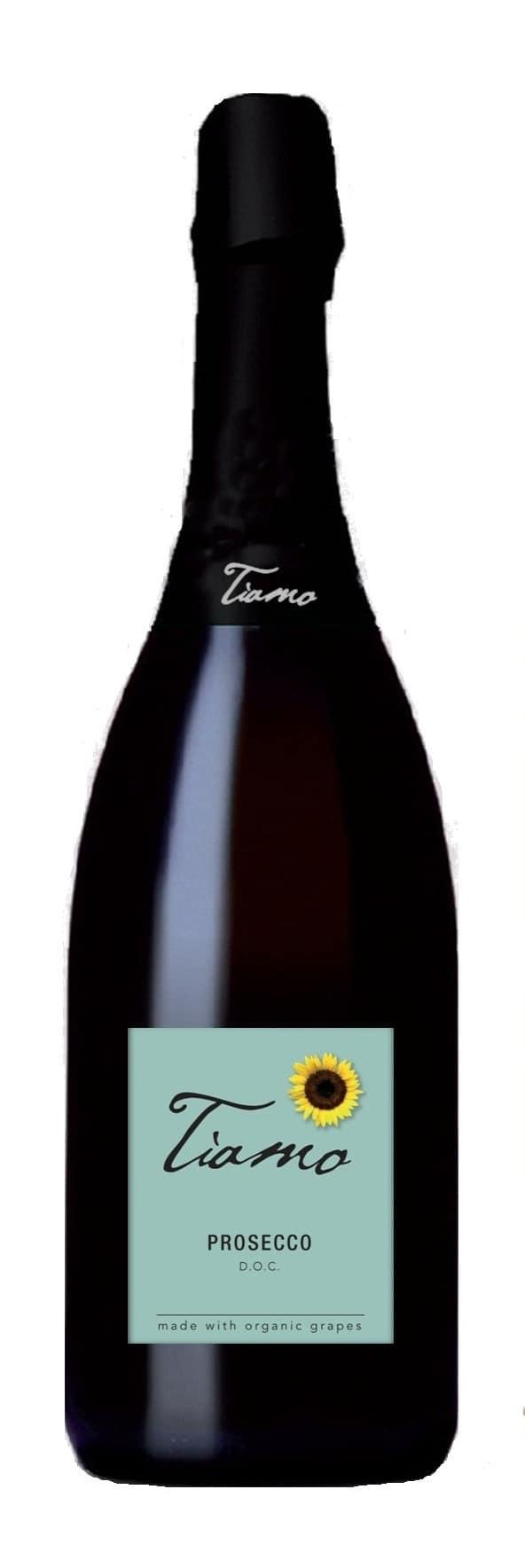Organic Prosecco DOC – Tiamo Wines