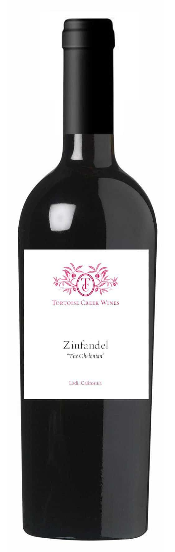 "Tortoise Creek Wines Zinfandel ""The Chelonian"""