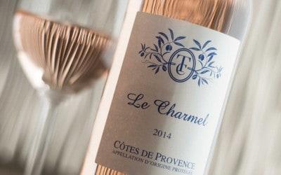 Introducing the 2014 Le Charmel Cotes de Provence Rosé!