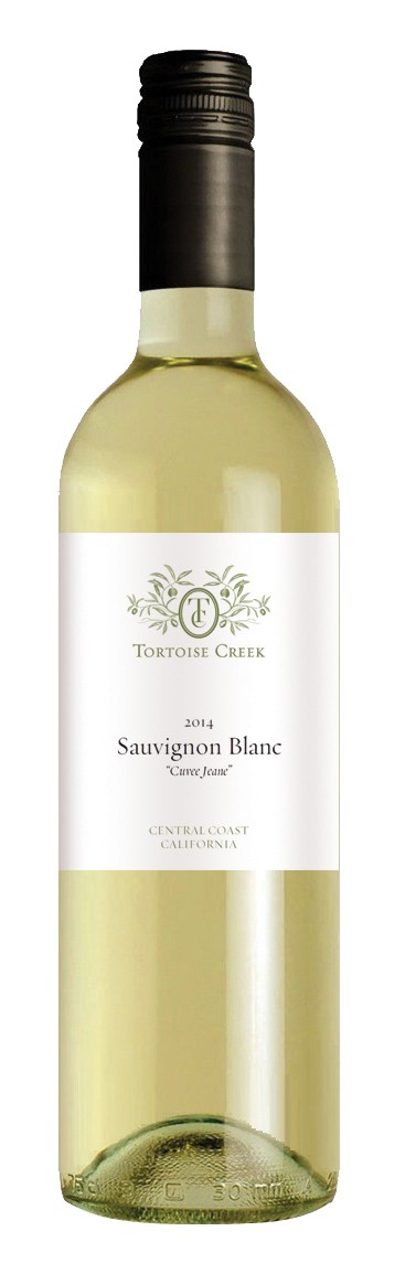 "Tortoise Creek Wines Sauvignon Blanc ""Cuvée Jeanne"""