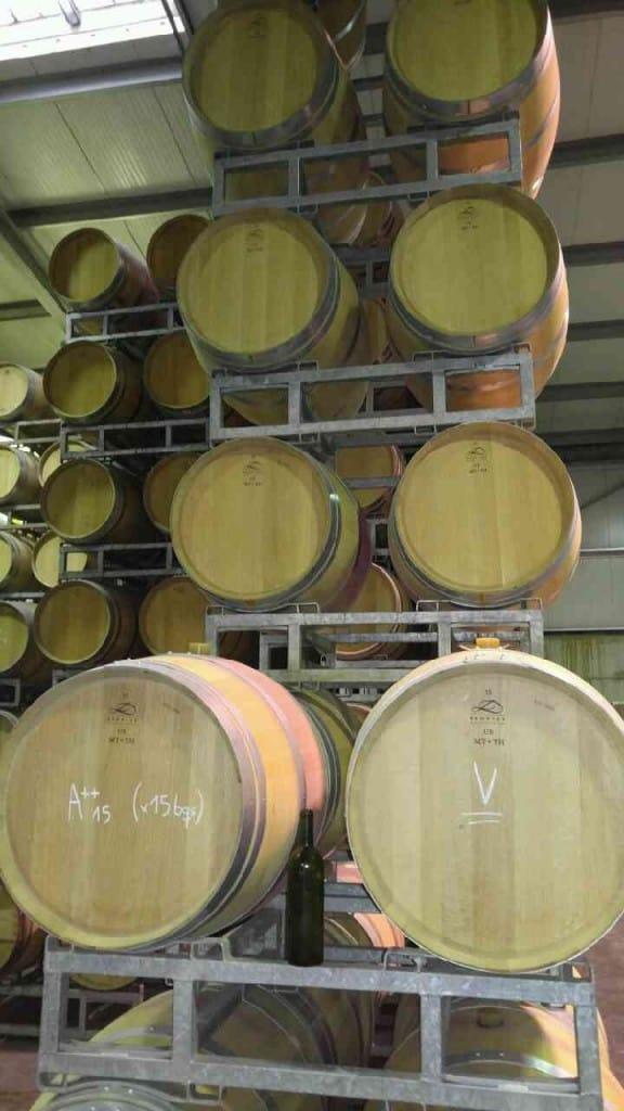 Mont Gravet Barrels