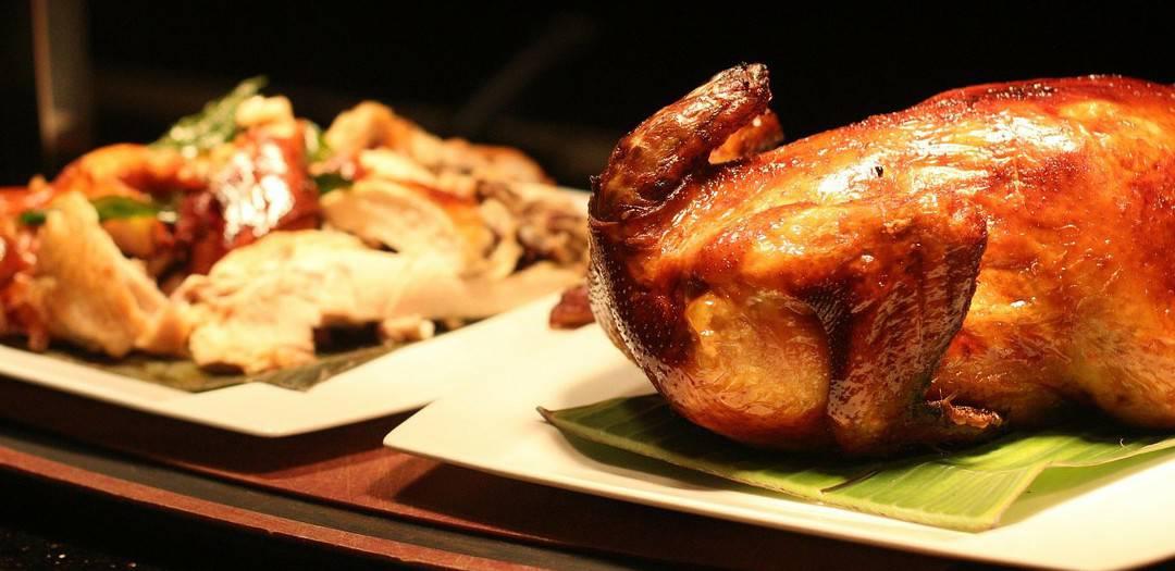 Alternative Thanksgiving Recipes by Janie Master