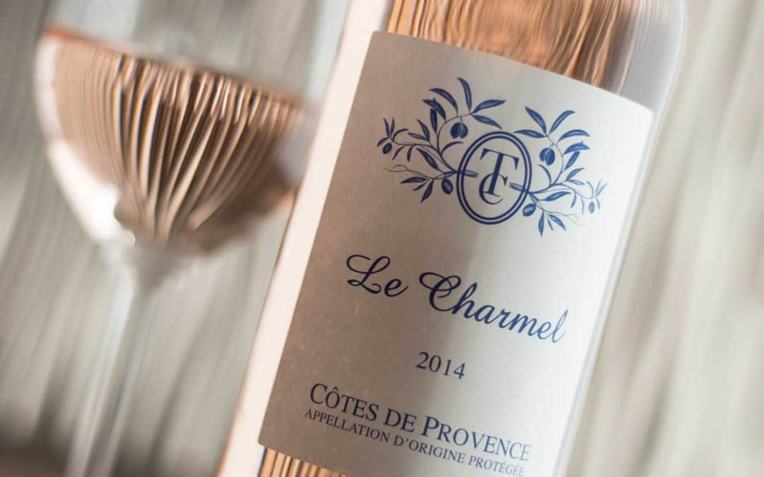 Introducing the 2014 Le Charmel Cotes de Provence Rosé!