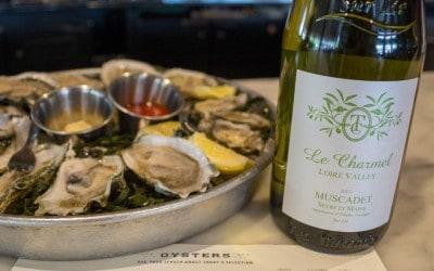 Wine of the Month, August 2015 – Le Charmel Muscadet Sèvre et Maine Sur Lie A.O.C.