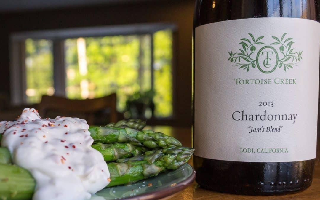 Asparagus & Chardonnay