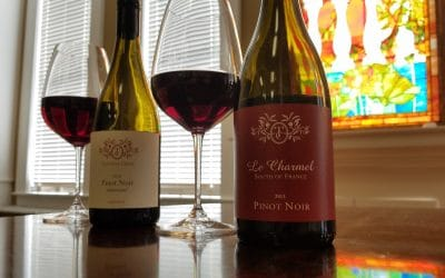 Pinot Noir – Difficult Grape, Great Wine
