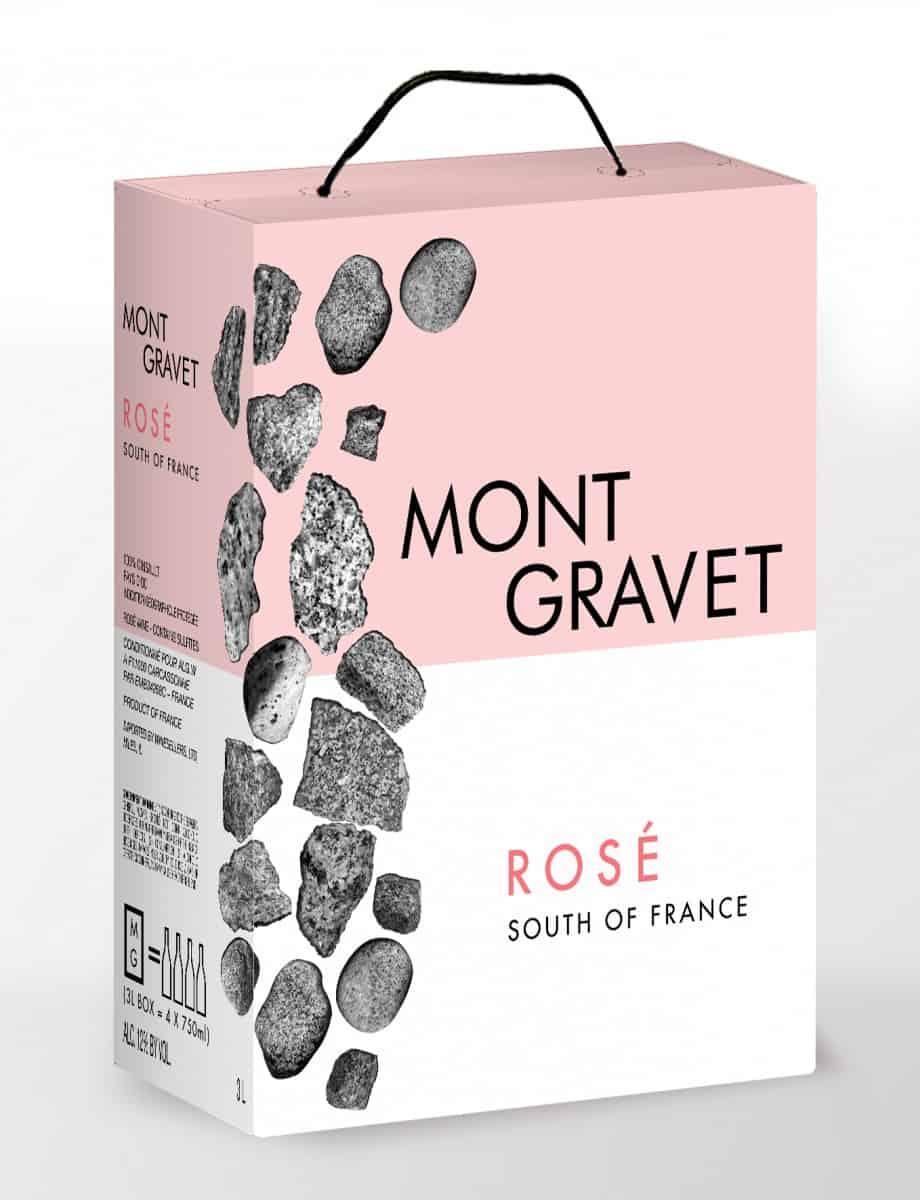 Mont Gravet Rosé Pays d'Oc