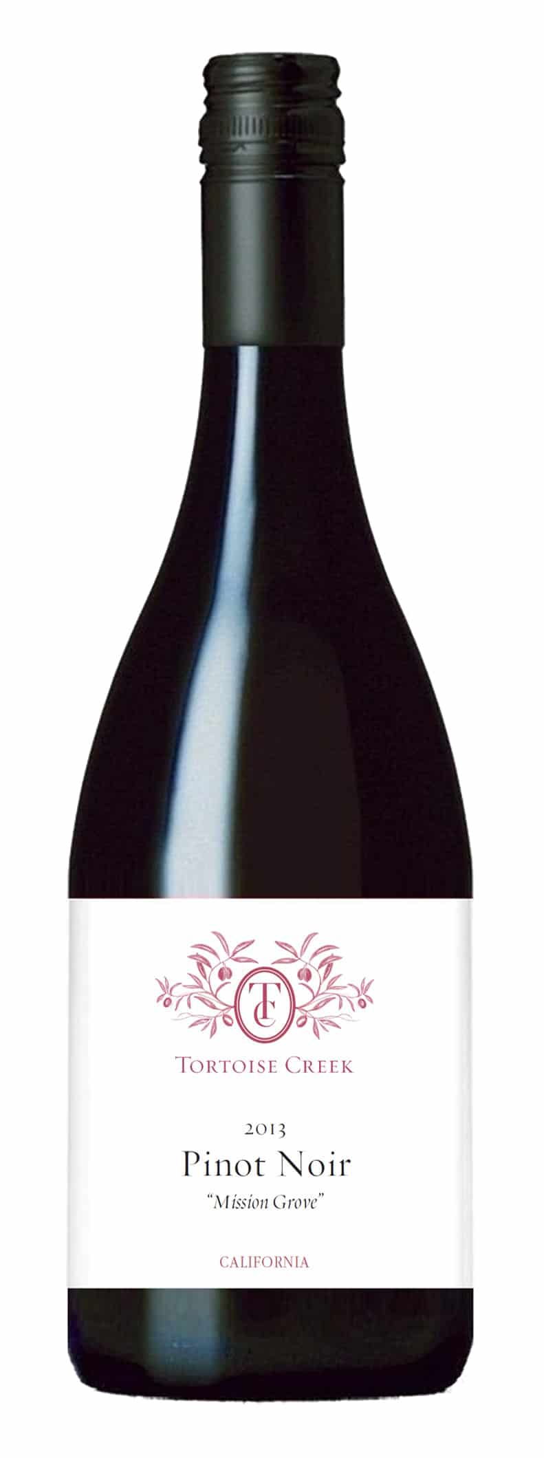 "Tortoise Creek Pinot Noir ""Mission Grove"""