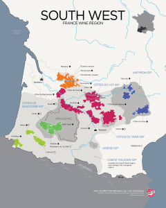 southwest-france-wine-map