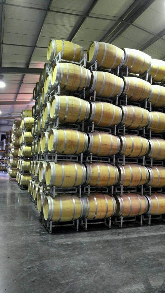 Bordeaux Barrels