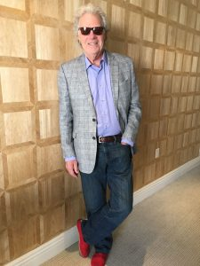 Melvyn Master in LA